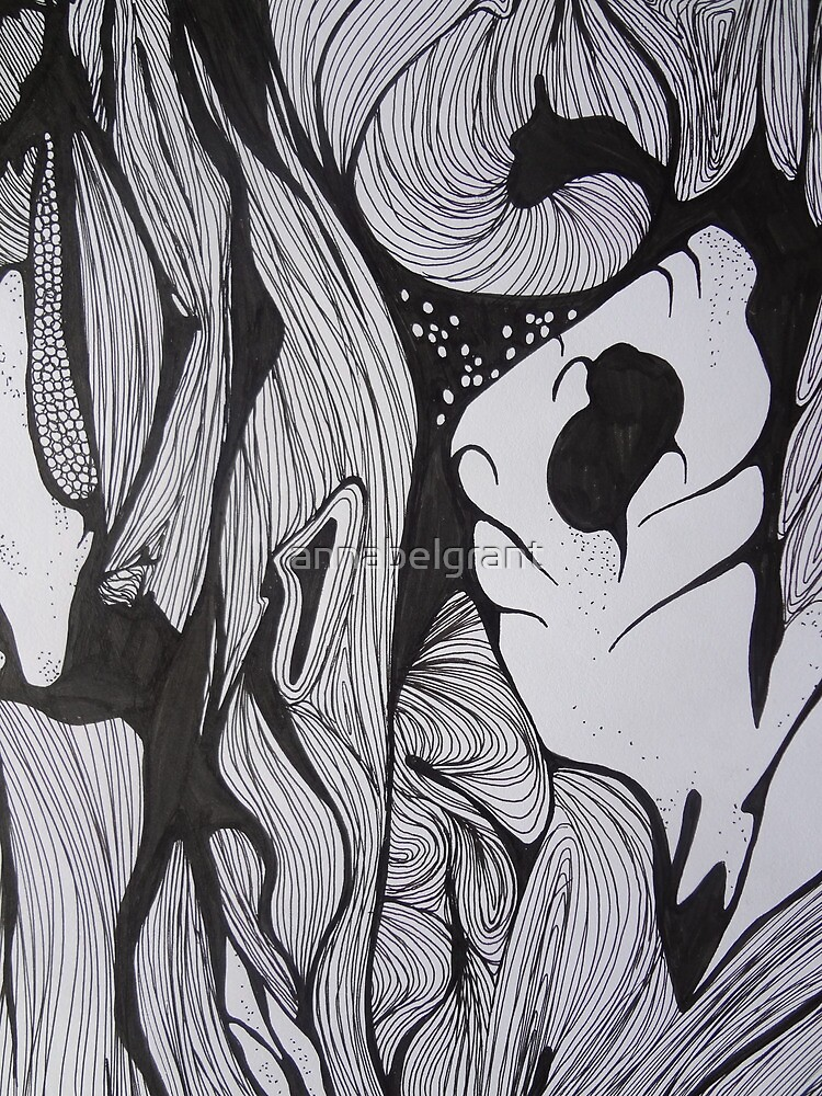 Close up of tree by annabelgrant