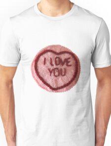 Sweet Love Heart - I Love You Unisex T-Shirt