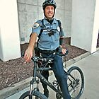 Campus Police, University of Nebraska, Lincoln Nebraska by Jane Neill-Hancock