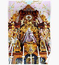 Gnadenkapelle Hohenpeissenberg Poster