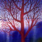 A winter tree by lillo