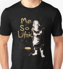 Me So Lithic - Dark Unisex T-Shirt