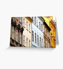 Zagreb, Croatia Grußkarte