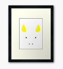 AnimalKingdom - Rhino Framed Print