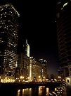 Chicago Illuminated by kalikristine