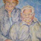 Jamie's Grandparents by Jennifer Ingram