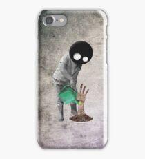 gardener iPhone Case/Skin