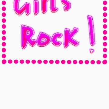 Girls rock! by FrontierMM