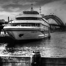 Sydney 2000 at Circular Quay by Eve Parry