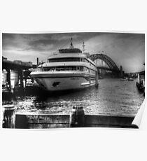 Sydney 2000 at Circular Quay Poster