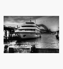 Sydney 2000 at Circular Quay Photographic Print