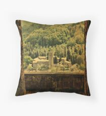 Magical Kingdom-Umbria, Italy Throw Pillow