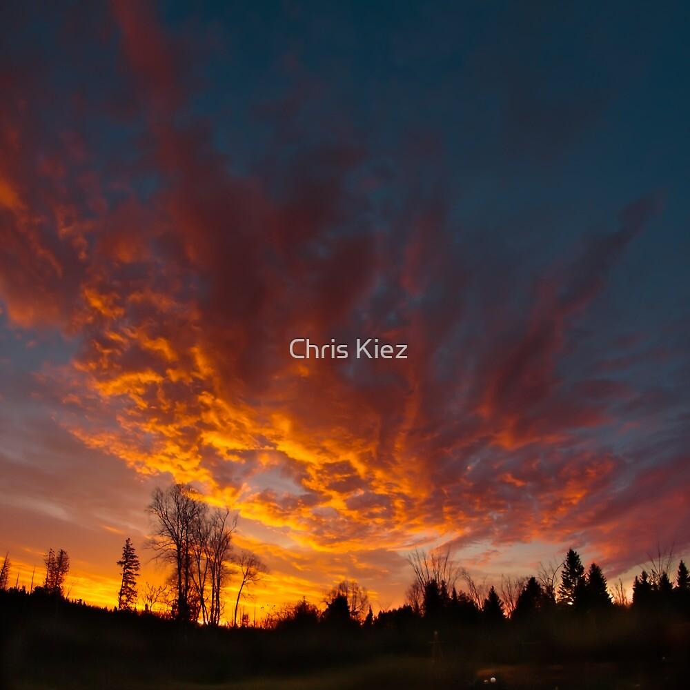 Fish eye sky by Chris Kiez