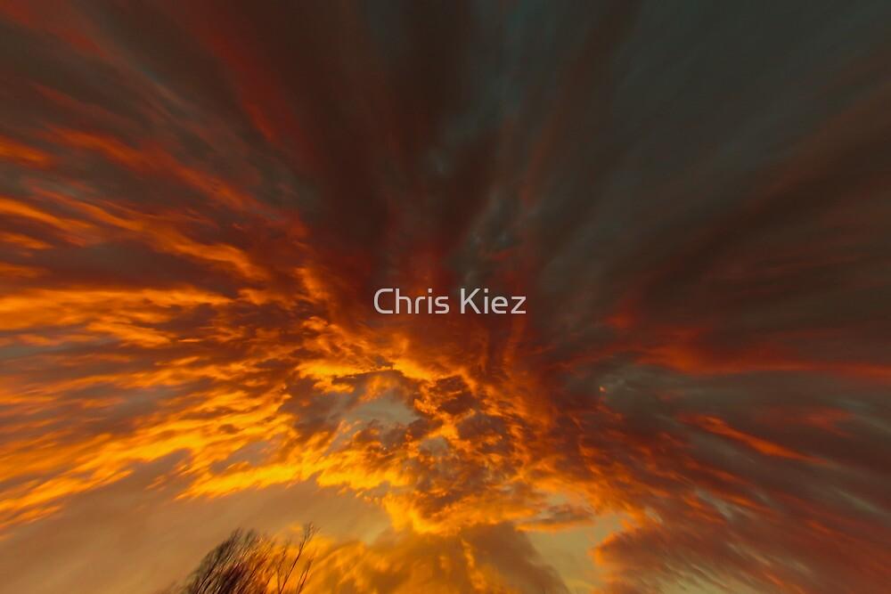 Sky distortion by Chris Kiez