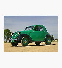 1937 Fiat Topolino 500A Photographic Print