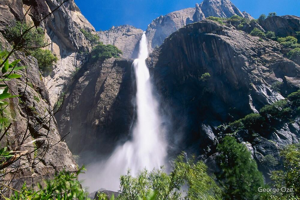 Yosemite Falls by George Oze