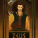 Olympia Heights: Zeus by Christadaelia