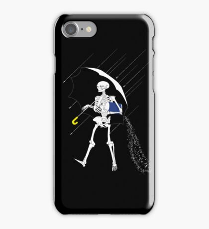 Hold the salt, please. iPhone Case/Skin