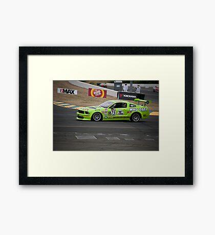 Mustang LeMans GT Framed Print