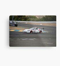 Corvette LeMans GT I Metal Print