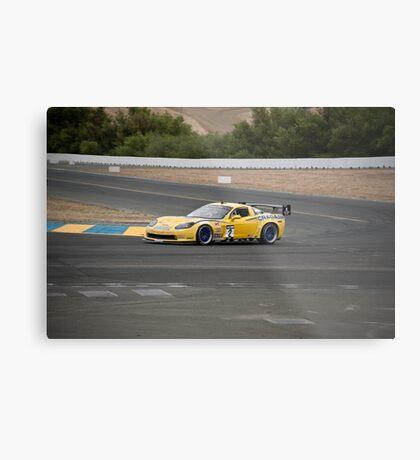 Corvette LeMans GT II Metal Print