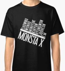 Monsta X Member Names List Classic T-Shirt