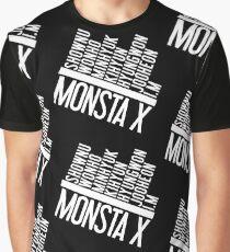 Monsta X Member Names List Graphic T-Shirt