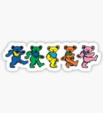 Dancing Bears  Sticker