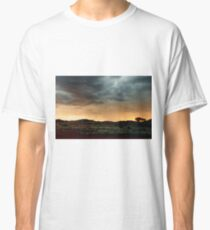 Outback Sunset Classic T-Shirt