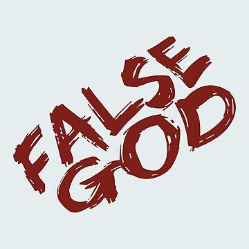 false god - bvs by firestonegal