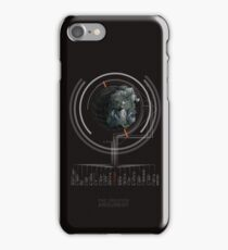 The Axis iPhone Case/Skin