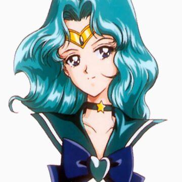 Sailor Neptune by sailorneptune