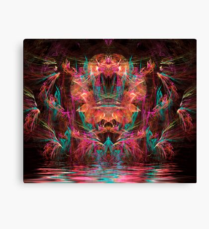Guardian of the Realm Canvas Print