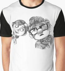 Carl And Ellie Anniversary, Up movie Graphic T-Shirt