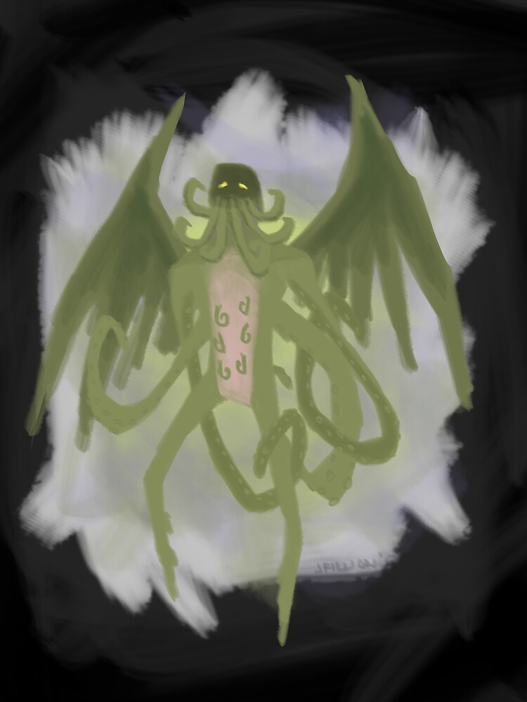 Cthulhu doesn't love you by thesnuttch