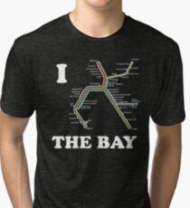 Bay Area Love Tri-blend T-Shirt