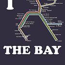 Bay Area Love by Kirk Shelton