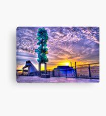 Tacoma Washington Sunrise Canvas Print