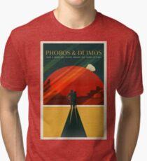 Phobos und Deimos Vintage T-Shirt