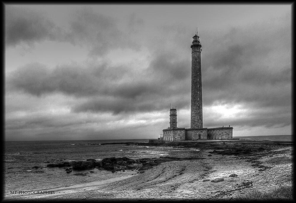 Gatteville lighthouse by Michaël Tardif