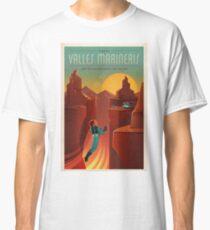 Valles Marineris Classic T-Shirt