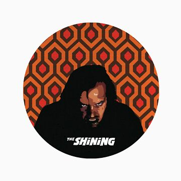 The Shining - Jack Torrance by willisco