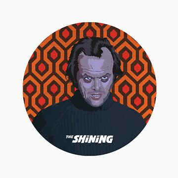 The Shining - Jack Torrance 2 by willisco