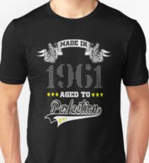 made in 1961-aged to perfection T-Shirt