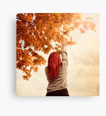 Autumn Canvas Print