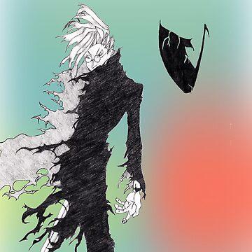 iSketch - Vermilion by DTzine