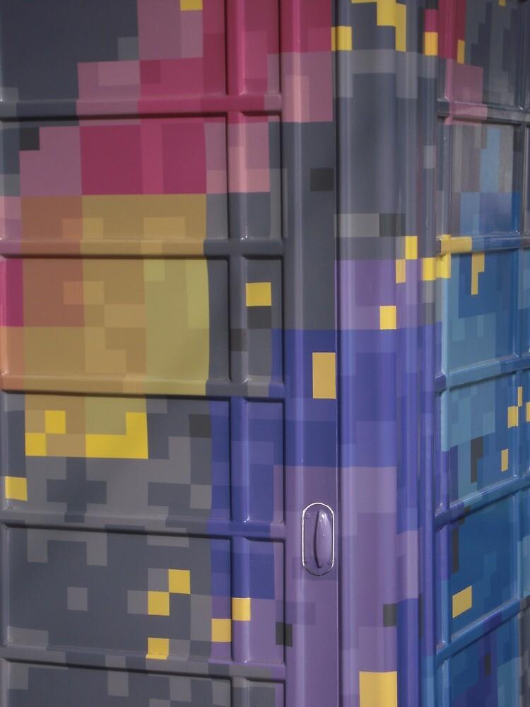 London In Colour #2 by Graham Geldard