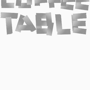 COFFEE TABLE by 24hoursayear
