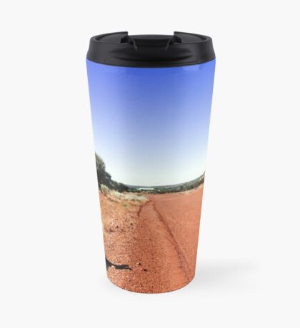 Outback Bus Stop Travel Mug