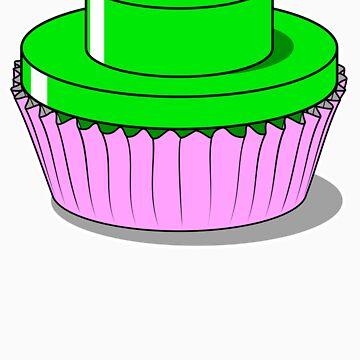 Stud Muffin - Green by WUVWA